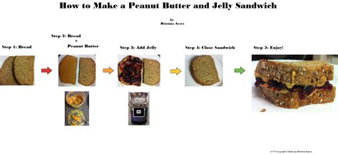 cacoo     peanut butter  jelly sandwich