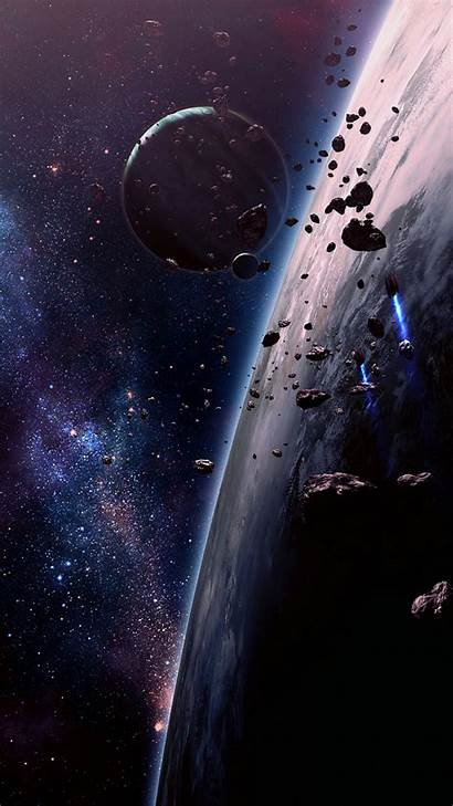 Space Planet Galaxy Background Universe Planets Spaceart