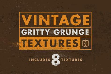 Vintage Gritty Grunge Textures ~ Textures ~ Creative Market