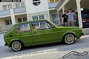 Vw Caddy 14d Tuning : green vw golf mk1 by retromotoring via flickr need ~ Kayakingforconservation.com Haus und Dekorationen