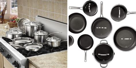 cuisinart  calphalon  comparing     cookware brands compare  buying