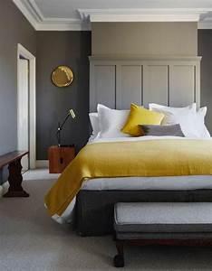 Association Couleur Gris : quelles couleurs associer au jaune moutarde elle d coration ~ Melissatoandfro.com Idées de Décoration