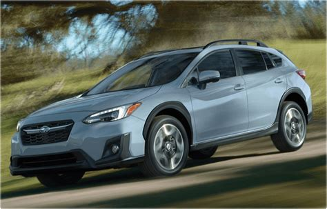 Subaru New Models by All New 2018 Subaru Crosstrek Model Research Information