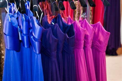 bridesmaid dresses stores prom dress shopping