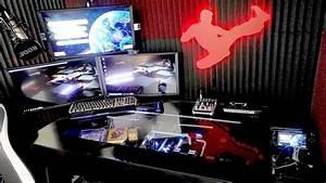 Gaming Zimmer Ideen : mein heftigster pc aller zeiten youtube ~ Markanthonyermac.com Haus und Dekorationen