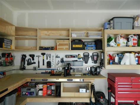 Garage Cabinets Garage Journal my diy cabinets shelves the garage journal board