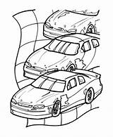 Coloring Race Cars Sheets Racing Nascar Flag Activity Checkered Template Library Clipart Popular Coloringhome Coupe sketch template