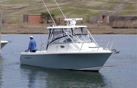 Sailfish Boats Canada by 2007 Sailfish 2660 Wac Sold The Hull Boating