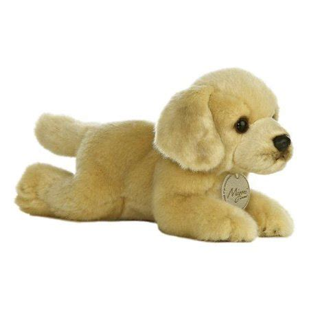 golden lab   miyoni dog puppy stuffed animal