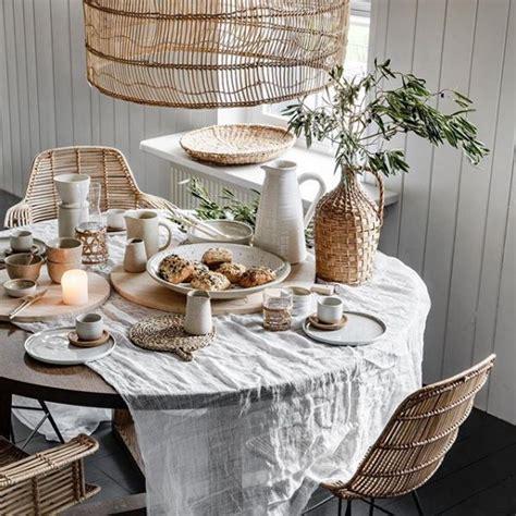 Hk Living Le by Chaise Rotin Naturel Hk Living Interiors