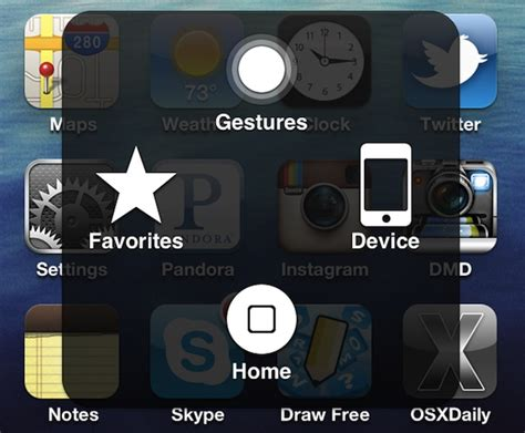 how to get the home button on iphone iphone shortcut assistive touch jonathan david