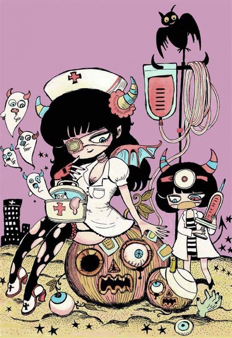 yami kawaii hospital medical   kawaii drawings