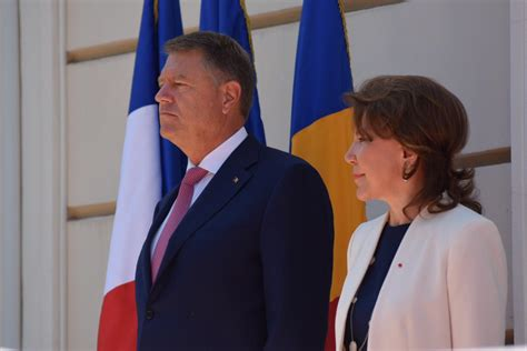 Mesajul ambasadoarei Michele Ramis pentru Justiția din România, la recepția de Ziua Franței - Stirileprotv.ro