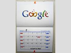 Google Calendar 2010 Crispy Pages of The Future