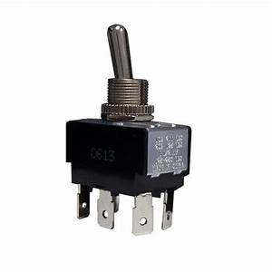 Morris 70299 Heavy Duty Momentary Contact Toggle Switch