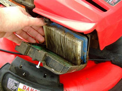 Push Mower Fuel Filter by What Is Wrong With My Mower
