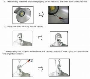 Led Lights Installation Instructions