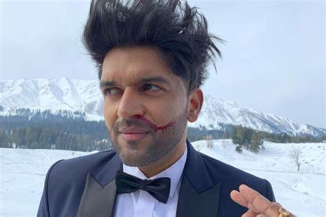 Guru Randhawa Shocks Fans As He Shares Picture of Blood ...