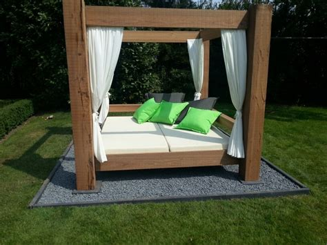 outdoor canopy bed 59 best images about outdoor canopy bed on