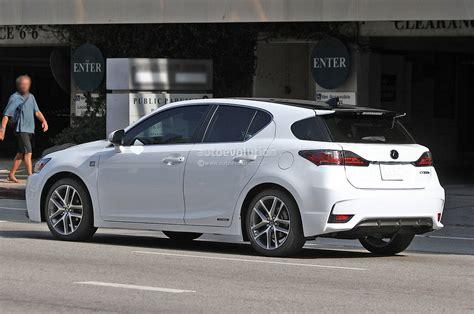 2018 Lexus Ct 200h Information And Photos Momentcar