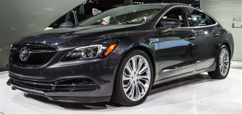 Buick Lacrosse Price Colors Cars