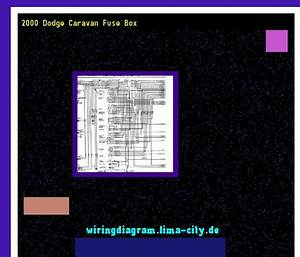 2000 Dodge Caravan Fuse Box  Wiring Diagram 1847