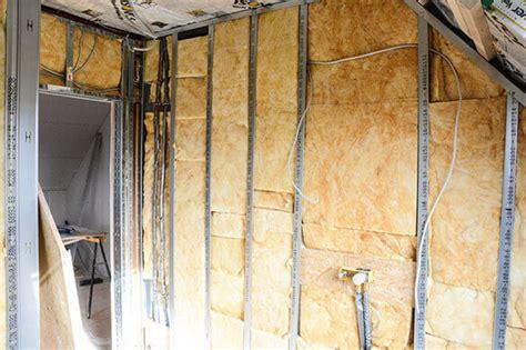 tarif isolation mur interieur prix d une isolation des murs