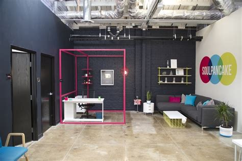 Take A Tour Of Soulpancake's Cool Los Angeles Office