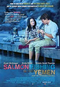 Giveaway: Preview Screening of Salmon Fishing In The Yemen