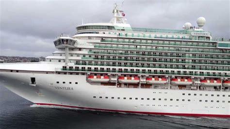 P&o Cruise Ship Mv Ventura