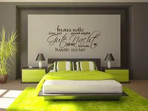 Streifen An Die Wand Malen Beispiele : wandtattoos als schriften buchstaben und w rter ~ Markanthonyermac.com Haus und Dekorationen