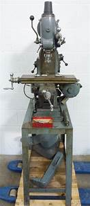 CENTEC 2A HORIZONTAL VERTICAL MILL « Pennyfarthing Tools Ltd