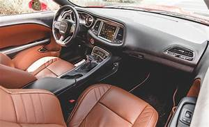 2015 Dodge Challenger SRT Hellcat interior photo