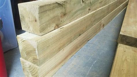 8ft 4x4 fence posts   in Newcastle, Tyne and Wear   Gumtree