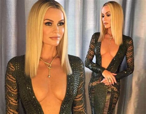 Amanda Holden And That Boob-baring Bgt Dress Is Most