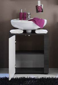 Waschbeckenunterschrank Hängend Aufsatzwaschbecken : waschbeckenunterschrank xp30110 ~ Markanthonyermac.com Haus und Dekorationen