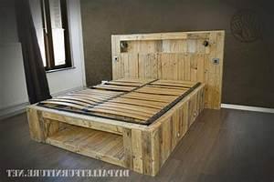 Dressing En Palette : dressing tete de lit table cuisine a fabriquer avec des ~ Melissatoandfro.com Idées de Décoration