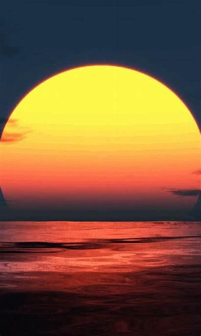 Sunset Screensavers Screensaver Wallpapersafari
