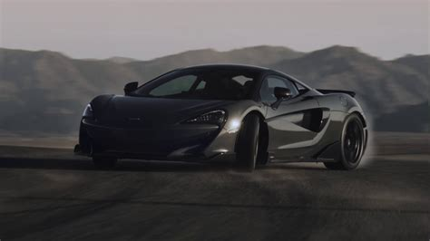The New Mclaren 600lt  The Edge Is Calling Youtube