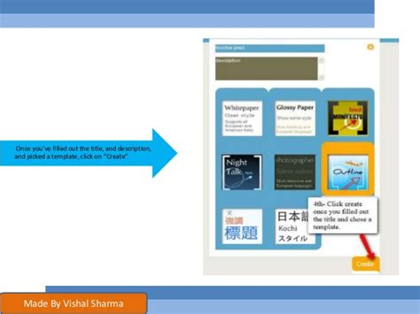 change prezi template once youve started prezi app tutorial
