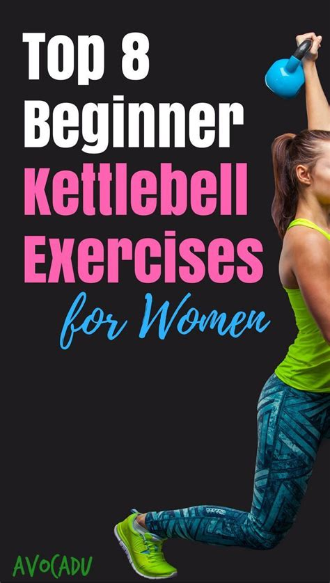 kettlebell exercises beginner workout routine training kettlebells beginners weight dumbbell avocadu gym