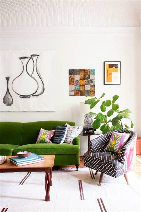 green sofa living room emerald green sofa ideas for the living room