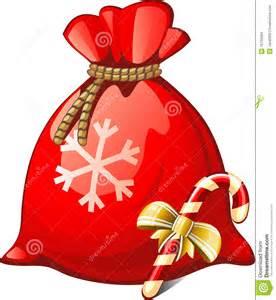 large christmas gift bags santa sack stock images image 15755094