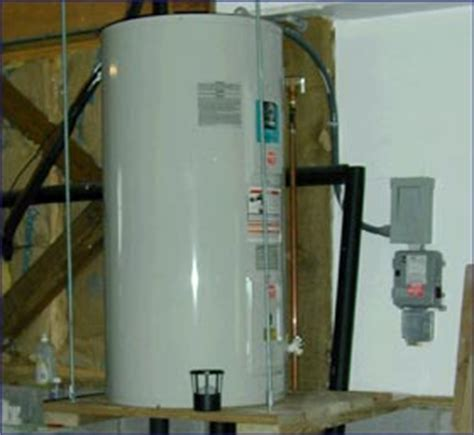 Electric Hot Water Heater Startup  Electric Water Heaters