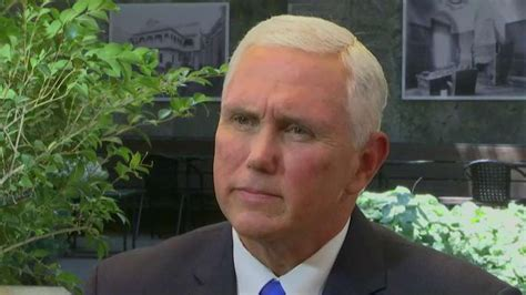 Pence slams Times story about 2020 bid as 'disgraceful and