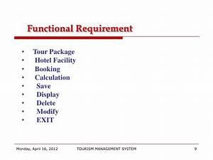 Tourism Final