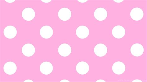 pink and white l wallpapers pink and white polka dot dots pattern free clip