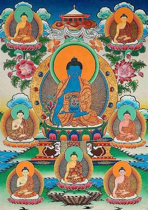 buddhist art  healing  ancient techniques