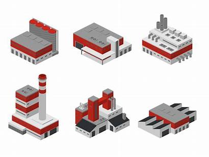Factory Icons Dribbble 5d