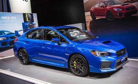 2018 Subaru Wrx Sti Design, Engine, Price, Release Date